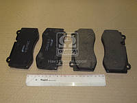 Колодка торм. MB E-CLASS W211, S-CLASS E W221 передн. (пр-во REMSA) 1202.00