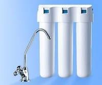 Аквафор Кристалл НВ. Фильтр снижает жесткость (умягчает), обеззараживает воду