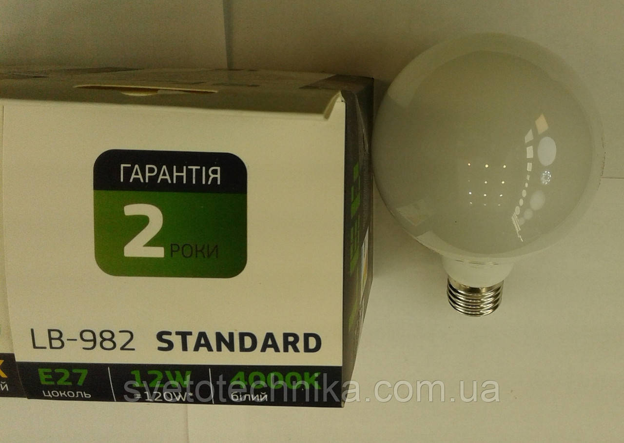 Светодиодная лампа Feron LB-982 E27 12W 4000K