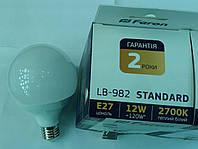 Светодиодная лампа Feron LB-982 E27 12W 2700K