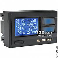 Маршрутный бортовой компьютер Multitronics Comfort X10 подсветка сменная для ВАЗ 2110