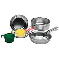 Набор посуды на 2 персоны Mil-Tec 14642000
