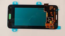 Дисплей с сенсором Samsung J320 Galaxy J3 White оригинал, GH97-18414A, фото 3