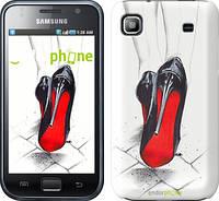 "Чехол на Samsung Galaxy S i9000 Devil Wears Louboutin ""2834c-77"""
