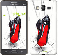 "Чехол на Samsung Galaxy Grand Prime G530H Devil Wears Louboutin ""2834c-74"""
