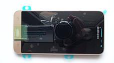 Дисплей с сенсором Samsung J320 Galaxy J3 Gold оригинал, GH97-18414B, фото 3