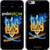"Чехол на iPhone 6s Plus Герб ""1635c-91"""