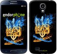 """Чехол на Samsung Galaxy S4 i9500 Герб """"1635c-13"""""""