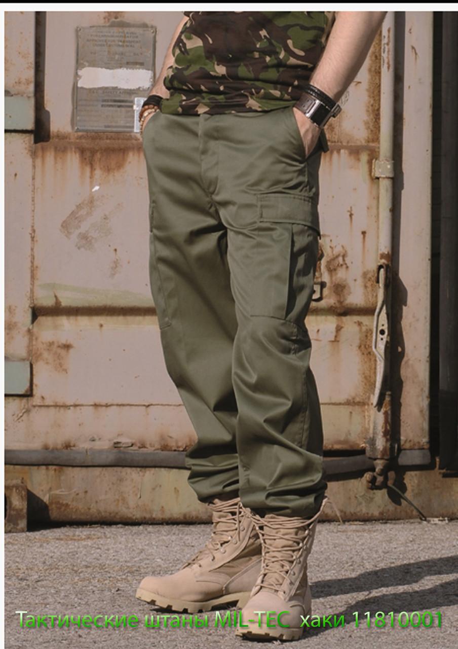 Тактические штаны MIL-TEC  хаки 11810001