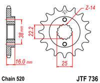 JT JTF736.14