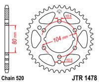 JT JTR1478.40