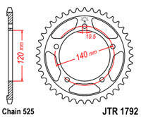 JT JTR1792.42