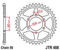 JT JTR488.42