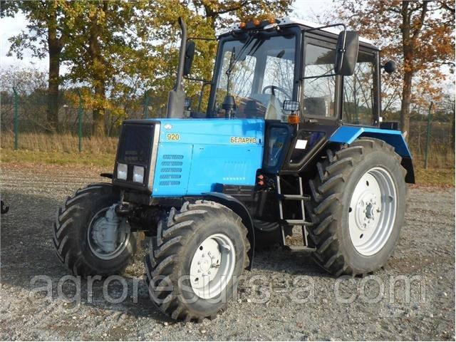 Трактор Беларус-920, Минский тракторный завод