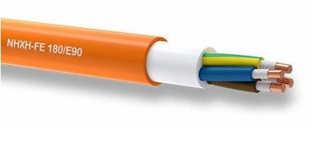 Кабель JE-H(St)H…Bd FE180/Е30 4x2x08 мм продается от 5 метров)