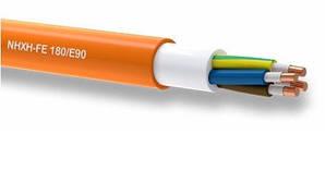Кабель (N)HXH FE180 E90  2x15 мм2 (продается от 5 метров)