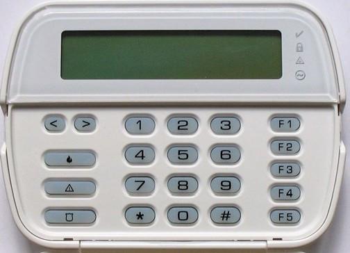 Клавиатура с ЖКИ дисплеем «Линд-11»