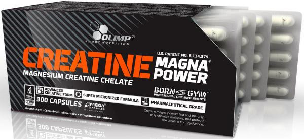 OLIMP Creatine Magna Power 300 caps