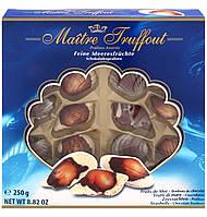 Конфеты Pralinen (Шоколадное пралине) Maitre Truffout Австрия 250г, фото 1