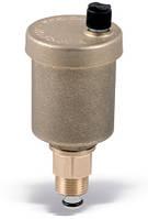 Автоматический поплавковый воздухоотводчик серии INTERVENT с отсекающим клапаном RIA