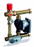 Готовый к монтажу модуль ISOTHERM для регулирования теплого пола мощностью до 15 кВт, фото 1