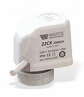 Электротермический сервопривод 22CX (24В, НО)