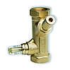 Балансировочный вентиль SRV IG WattFlow со встроенным расходомером