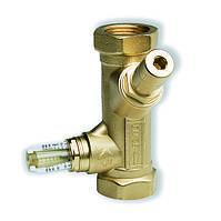 Балансувальний вентиль SRV IG WattFlow з вбудованим витратоміром 2 BH, DN50 20-200 л/хв. 18.0, фото 1
