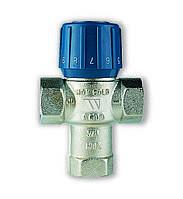 Термостатический смесительный клапан AM63C AQUAMIX 25-50C для теплого пола, фото 1