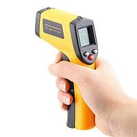 Бесконтактный лазерный датчик температуры GM-320 (термометр, пирометр)
