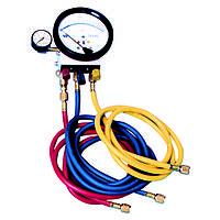 Электронный дифманометр TK-9A для контроля перепада давления, фото 1