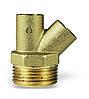 Двойной угловой фитинг RDA для топливных баков