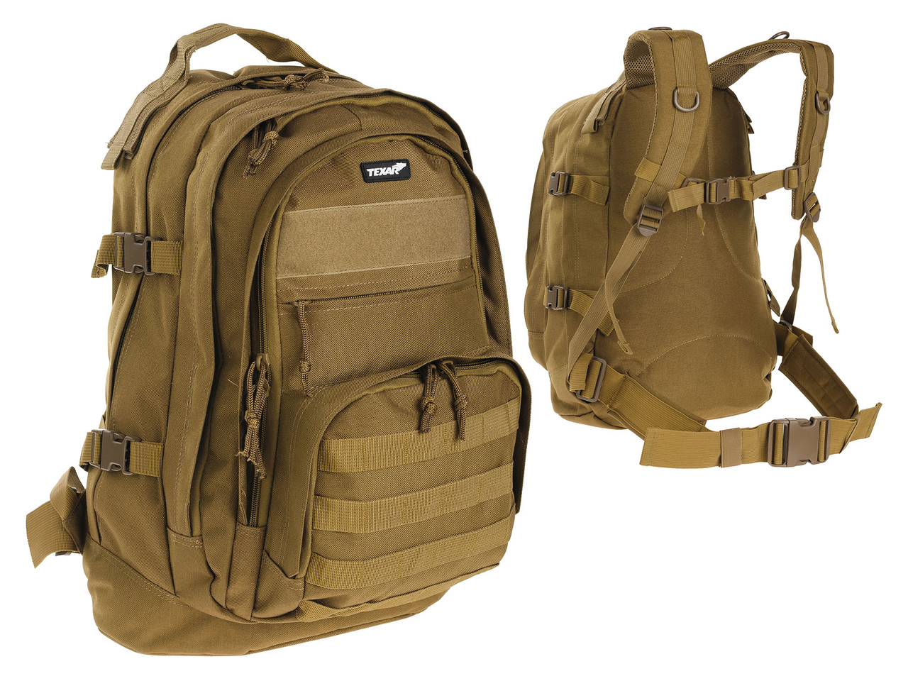 Тактический рюкзак TEXAR CADET 35L COYOTE