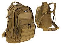Тактический рюкзак TEXAR CADET 35L COYOTE, фото 1