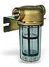 Одноканальный топливный фильтр V1