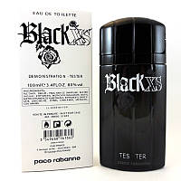Туалетная вода - тестер Paco Rabanne Black XS For Him (Блэк XS Фо Хим), 100 мл
