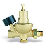 Подпиточный клапан 3110C FILLMATIC с маномтером для закрытых систем отопления, фото 1