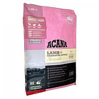 Корм для собак Acana Grass-Fed Lamb ягненок-яблоко гипоаллергенный 6кг