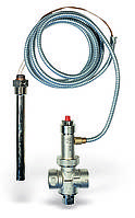 Защитный термоклапан STS для твердотопливного котла