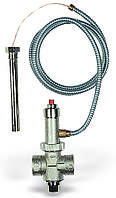 Защитный термоклапан STSR для твердотопливного котла