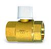 Обратный клапан RDF с ручным запорным клапаном для систем отопления
