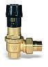Перепускной клапан USVR для систем отопления