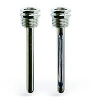 Погружная никелированная гильза TH для термостатов TC и TRB, 100 мм