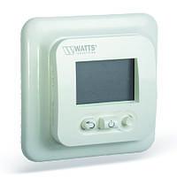 Комнатный термостат EFHT-LCD для скрытого монтажа