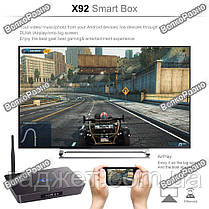X92 - S912 3/16 GB Android 6.0 Smart TV приставка 4K RAM-3GB, ROM-16GB, фото 2