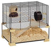Ferplast Karat Стеклянная клетка для хомяков и мышей с поддоном