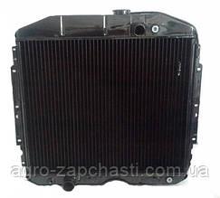 Радиатор ГАЗ-53 водяной 3-х рядный(Реставрация)