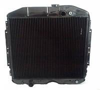 Радиатор УАЗ  водяной 3-х рядный(Иран)