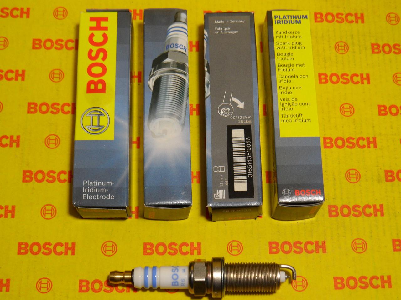 Свеча зажигания BOSCH 0242235756,0 242 235 756,