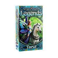 Карти Таро Fournier Anne Stokes Legends Tarot